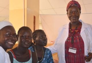 Dia Internacional pelo Fim da Fístula Obstétrica/UNFPA/ESARO